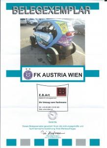 Sponsor Austria Wien