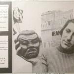 Kunsthistoriker begutachten die Kunstgegänstände