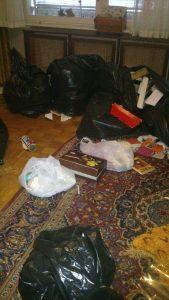 Umzugs Müll Entsorgen